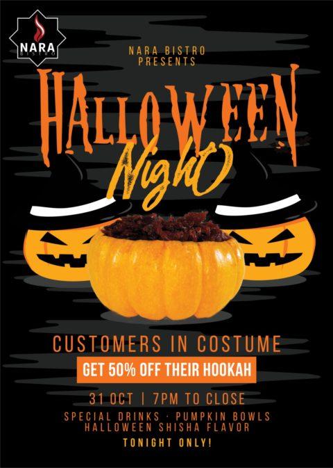Halloween Nights 2020